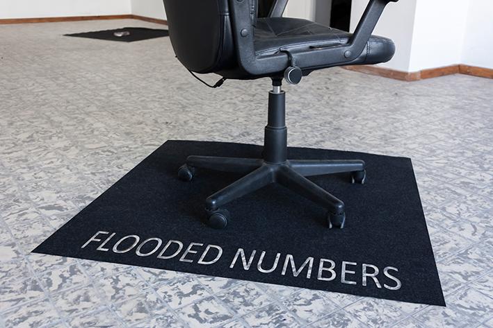 deborah bowmann flooded numbers tapis